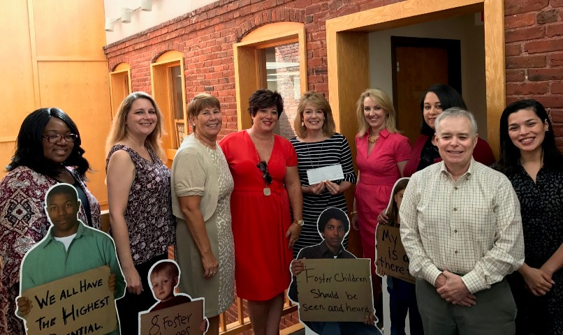 CASA and Beneficial Bank Join Forces to Ensure Foster Children in